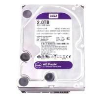 WD/西部数据 紫盘 2TB SATA3 64M 监控硬盘WD20EJRX