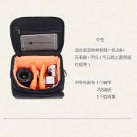 索尼相机包微单包sony摄像机包a7 ILCE-a7M3a7m3 a5100a6000a6300 索尼升级中号 肩带