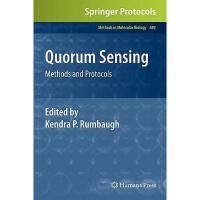 【预订】Quorum Sensing: Methods and Protocols