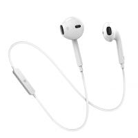 S6蓝牙耳机无线双耳运动跑步耳塞入耳式挂脖颈戴式迷你XR开车iPhone7苹果XS Max男女通用8p可接听电话x