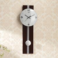 钟表挂钟客厅钟现代简约挂表静音工艺时钟个性创意艺术摆钟