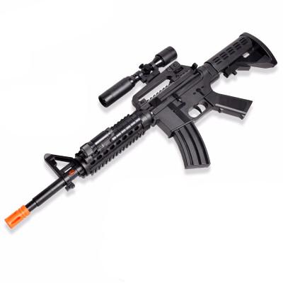 电动声光儿童玩具枪男孩宝宝警察道具冲锋枪枪玩具儿童节礼物