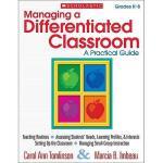 【预订】Managing a Differentiated Classroom, Grades K-8: A
