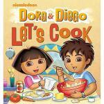 【预订】Dora & Diego Let's Cook