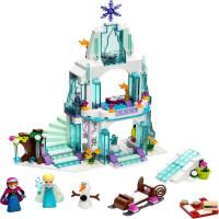 SY373 冰雪奇缘女孩系列 爱莎的公主城堡 益智拼装积木 61六一儿童节礼物