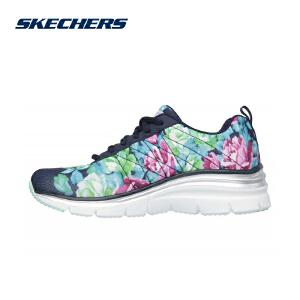 斯凯奇运动系列 女式 skechers sport SPORT WOMENS系列系带运动休闲女鞋12700/NVMT