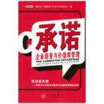 承诺:企业愿景与价值观管理 [德]休・戴维森(Hugh Davidson) 著;廉晓红 译 中信出版社 9787508