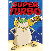 仓鼠特步拯救了一天The Tiger's Eye#1 Super Turbo Saves the Day!小学生课外拓展