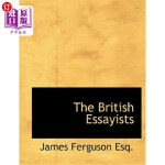【中商海外直订】The British Essayists
