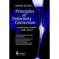 【预订】Principles of Deformity Correction: Including the