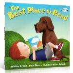 英文原版 The Best Place to Read 看书的好地方 入门启蒙 阅读习惯养成 进口童书绘本