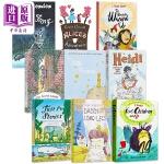 【中商原版】儿童文学经典10册 英文原版 Alma Junior Classics 青少年经典文学小说