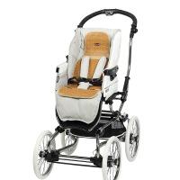 儿童推车座垫夏季婴儿推车凉席宝宝通用透气座垫