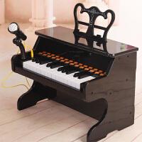 儿童电子琴带麦克风女孩早教音乐钢琴礼物1-3-6岁
