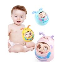 音乐不倒翁女宝宝大小号0-1岁男孩玩具7早教0-3-6-12个月