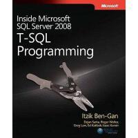 【预订】Inside Microsoft SQL Server 2008: T-SQL Programming: