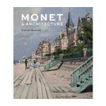 【中商原版】莫奈和建筑 英文原版 Monet and Architecture 艺术研究