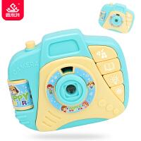 儿童照相机玩具宝宝仿真可拍照投影女孩男孩音乐儿歌早教智力礼物