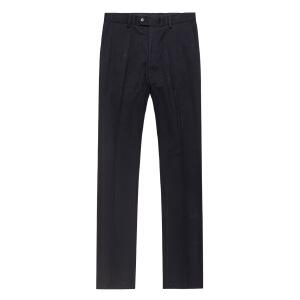 youngor/雅戈尔 男士商务正装黑色西裤HX36277AWA