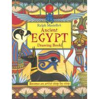 【预订】Ralph Masiello's Ancient Egypt Drawing Book