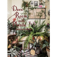 【二手原版 9成新】绿植与室内 Deco Room with Plants here and there植物一起生活
