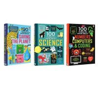 预售 Usborne 大发现系列 100 Things to Know About the Oceans/Planet