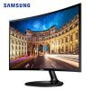 三星显示器-三星液晶显示器27英寸C27F390F LED全高清曲面显示器,舒适滤蓝光不闪屏 VGA+HDMI双接口