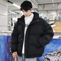 冬装棉服加厚外套青少年韩版潮流棉袄学生短款面包服男士百搭棉衣