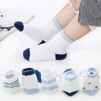 宝宝袜子春秋纯棉3-5-7-9-12岁儿童中筒袜男女学生袜运动袜儿童袜