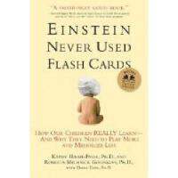 【预订】Einstein Never Used Flashcards: How Our Children