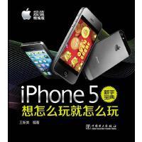 iPhone 5新手宝典 iPhone 5 xin shou bao dian 专著 想怎么玩就怎么玩 王新美编著 王新
