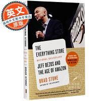 一网打尽 贝佐斯与亚马逊时代 英文原版 The Everything Store: Jeff Bezos and th