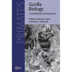 【预订】Gorilla Biology: A Multidisciplinary Perspective