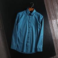 柜子剪标出品 衬衫男长袖免烫工装纯色系职业装长袖衬衣春装寸衫
