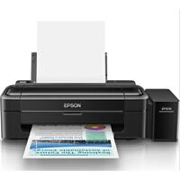 爱普生EPSON L130原装连供墨仓式家用学习办公照片打印机