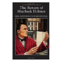 英文原版 Return of Sherlock Holmers 回归的福尔摩斯
