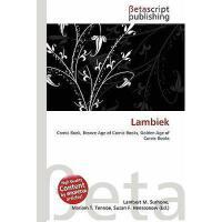 【预订】Lambiek