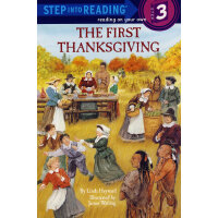 The First Thanksgiving (Step into Reading)第一个感恩节 ISBN9780679