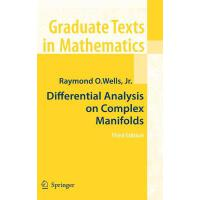 【预订】Differential Analysis on Complex Manifolds