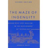 【预订】The Maze of Ingenuity