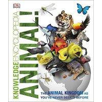 Knowledge Encyclopedia Animal! 动物知识百科全书 DK【英文原版童书 DK百科系列】