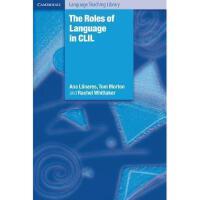 【预订】The Roles of Language in CLIL
