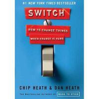 【预订】Switch: How to Change Things When Change Is Hard