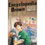 【预订】Encyclopedia Brown #05 Solves Them All Y9780142409206