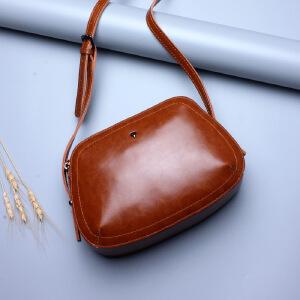 【春夏新品惠】2018新款真皮女包时尚牛皮女士单肩休闲包包手提包