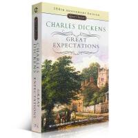 【全店300减100】进口英文原版书籍 Great Expectations 狄更斯 伟大前程 小说书