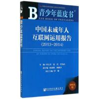 【正版直发】青少年蓝皮书:中国未成年人互联网运用报告(2013~2014) 李文革,沈杰,季为民 9787509762