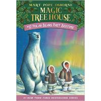 【现货】英文原版儿童书 Magic Tree House#12:Polar Bears Past Bedtime 神奇