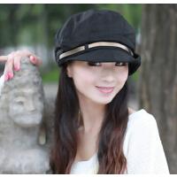 秋冬季贝雷帽女鸭舌帽休闲画家帽时装帽 女士帽子韩版潮八角帽