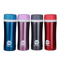 [当当自营]特百惠 茶韵保温瓶420ml 蓝色 送杯套